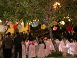 Wedding decoration klapa
