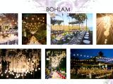 Bohlam lighting