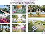 Ceremony decoration idea