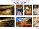 fairy light ambient lighting