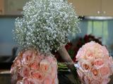 bridal and bridemaids bouquet