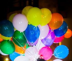LED helium Balloon