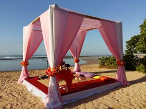 simple mandap